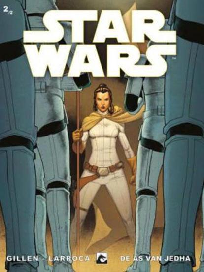 Afbeelding van Star wars collectors pack tussen de sterren & de as van jedha (DARK DRAGON BOOKS, zachte kaft)