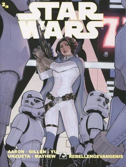 Afbeelding van Star wars collectors pack rebellengevangenis & laatste vlucht van de harbinger (DARK DRAGON BOOKS, zachte kaft)