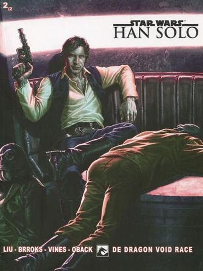 Afbeelding van Star wars collectors pack han solo & chewbacca (DARK DRAGON BOOKS, zachte kaft)