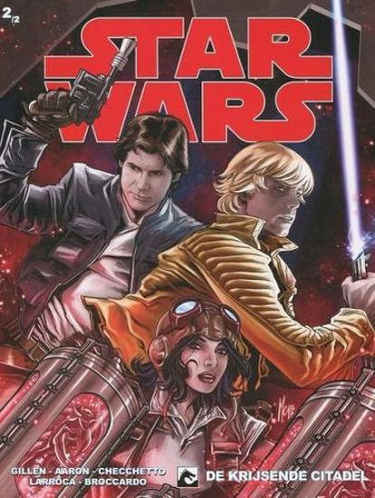 Afbeelding van Star wars collectors pack geheime oorlog van yoda & krijsende citadel (DARK DRAGON BOOKS, zachte kaft)