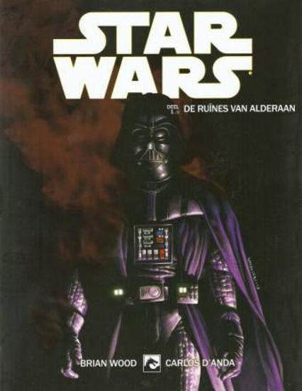 Afbeelding van Star wars collectors pack ruines van alderaan 1-3 (DARK DRAGON BOOKS, zachte kaft)
