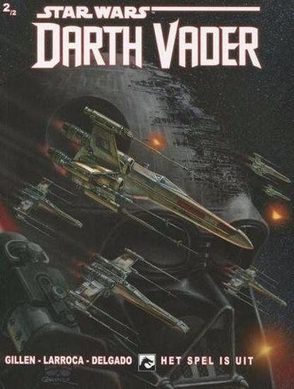 Afbeelding van Star wars collectors pack darth vader, het spel is uit & commander thrawn (DARK DRAGON BOOKS, zachte kaft)