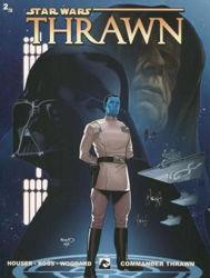 Afbeeldingen van Star wars collectors pack darth vader, het spel is uit & commander thrawn