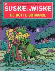 Afbeeldingen van Suske en wiske #185 - Botte botaknol (STANDAARD, zachte kaft)