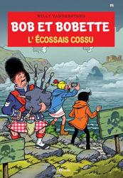 Afbeeldingen van Bob bobette #355 - L'ecossais cossu