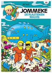 Afbeeldingen van Jommeke #50 - Plastieken walvis (BALLON, zachte kaft)