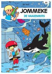 Afbeeldingen van Jommeke #93 - Haaienrots (BALLON, zachte kaft)