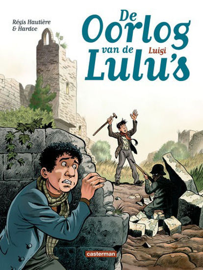 Afbeelding van Oorlog van de lulu's #7 - Luigi (CASTERMAN, zachte kaft)