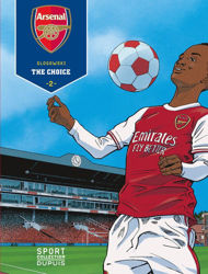 Afbeeldingen van Sport collection - Arsenal 2 the choice