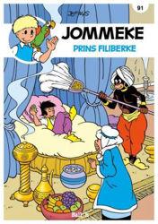 Afbeeldingen van Jommeke #91 - Prins filiberke (BALLON, zachte kaft)