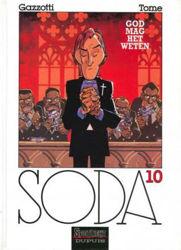 Afbeeldingen van Soda #10 - God mag het weten (DUPUIS, zachte kaft)