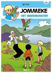 Afbeeldingen van Jommeke #151 - Meermonster (BALLON, zachte kaft)