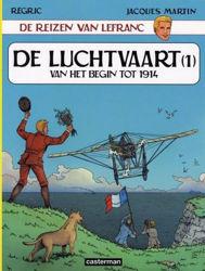 Afbeeldingen van Reizen van lefranc #1 - Luchtvaart 1 het begin tot 1914
