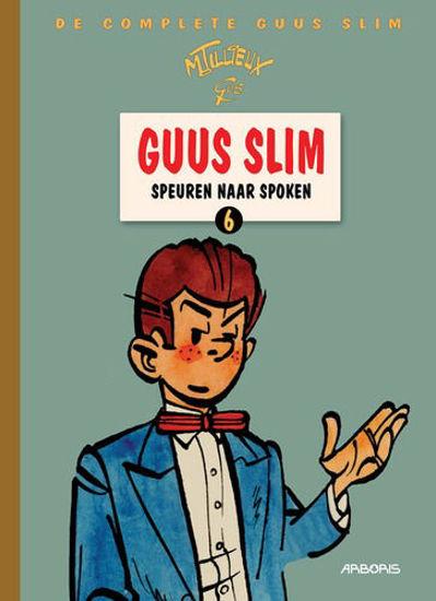 Afbeelding van Guus slim #6 - Guus slim integraal 6 (ARBORIS, harde kaft)