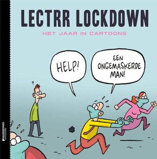 Afbeelding van Lectrr - Lectrr lockdown (DAVIDSFONDS, zachte kaft)