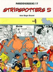 Afbeeldingen van Parodiereeks #17 - Stripspotters 5