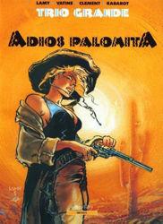 Afbeeldingen van Trio grande #1 - Adios palomita