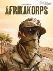 Afbeeldingen van Afrikakorps #1 - Battleaxe (SILVESTER, harde kaft)