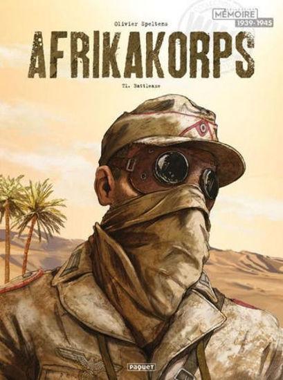 Afbeelding van Afrikakorps #1 - Battleaxe (SILVESTER, harde kaft)