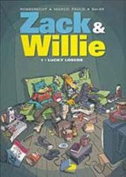 Afbeeldingen van Zack & willie #1 - Lucky losers