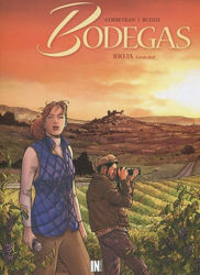 Afbeeldingen van Bodegas #1 - Rioja (INDRUK, harde kaft)
