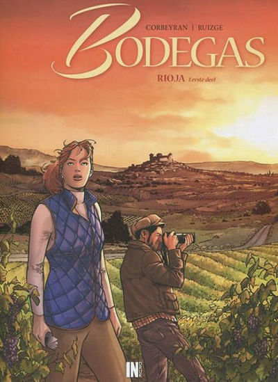 Afbeelding van Bodegas #1 - Rioja (INDRUK, harde kaft)