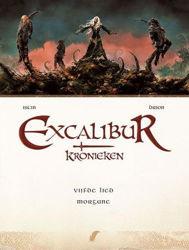 Afbeeldingen van Excalibur kronieken #5 - Morgane