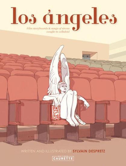 Afbeelding van Artbook - Artbook los angeles (CAURETTE, harde kaft)