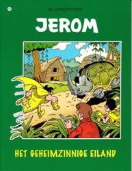 Afbeeldingen van Jerom #40 - Geheimzinnige eiland