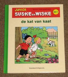 Afbeeldingen van Junior suske wiske - Kat van kaat (avi1)