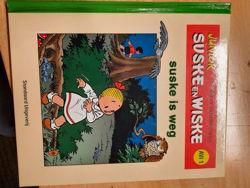 Afbeeldingen van Junior suske wiske - Suske is weg (avi1) groen