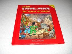 Afbeeldingen van Junior suske wiske - Spook op zolder (avi3)