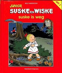 Afbeeldingen van Klein suske en wiske - Suske is weg (avi1) rood