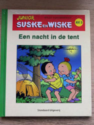 Afbeeldingen van Junior suske wiske - Nacht in de tent (avi3)