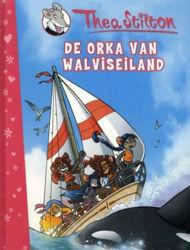 Afbeeldingen van Thea stilton #1 - Orka walviseiland