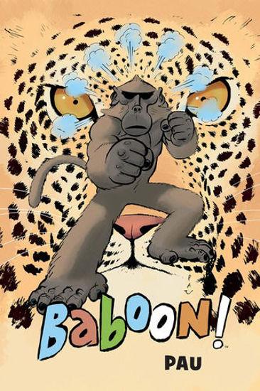 Afbeelding van Baboon - Baboon! (DARK DRAGON BOOKS, harde kaft)