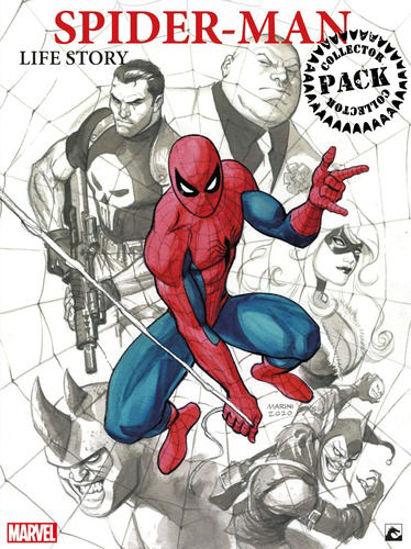 Afbeelding van Spiderman life story - Spiderman life story collectorspack 1-3 (DARK DRAGON BOOKS, zachte kaft)