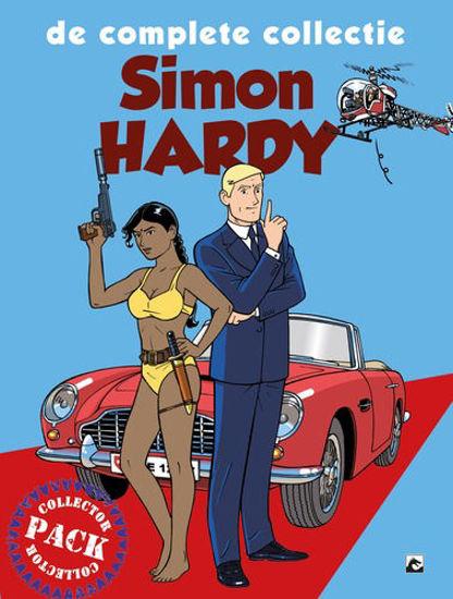 Afbeelding van Simon hardy - Simon hardy collictorspack 1-4 (DARK DRAGON BOOKS, zachte kaft)