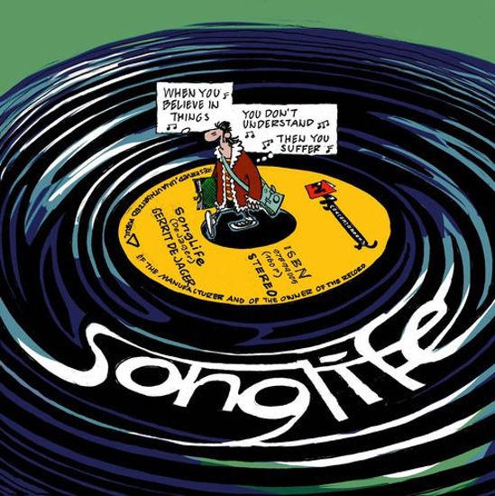 Afbeelding van Song life - Songlife (CONCERTO BOOKS, harde kaft)