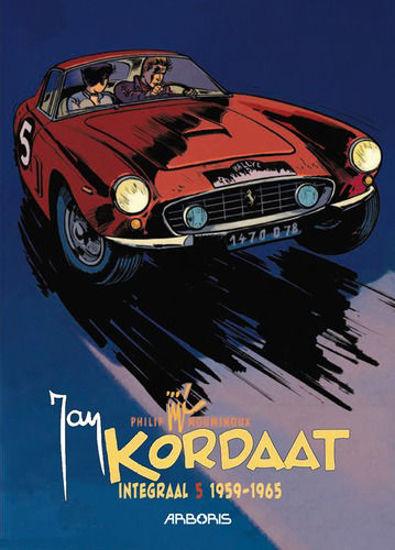Afbeelding van Jan kordaat #5 - Integraal 1959-1965 (ARBORIS, harde kaft)