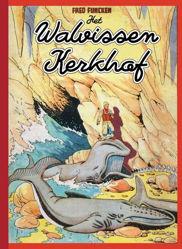 Afbeeldingen van Fenix collectie #150 - Het walvissenkerkhof (VLAAMS STRIPCENTRUM VZW, harde kaft)
