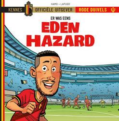 Afbeeldingen van Rode duivels er was eens #1 - Eden hazard (KENNES EDITIONS, harde kaft)