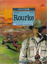 Afbeeldingen van Rourke #3 - Drie concubines