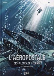 Afbeeldingen van Aeropostale #4 - Saint exupery (SILVESTER, harde kaft)