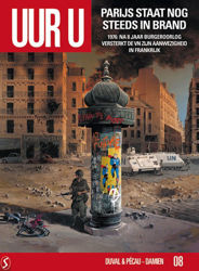 Afbeeldingen van Uur u #8 - Parijs staat nog steeds in brand
