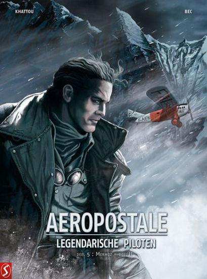 Afbeelding van Aeropostale #5 - Mermoz deel 2 (SILVESTER, harde kaft)