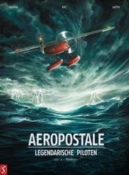 Afbeeldingen van Aeropostale #2 - Mermoz (SILVESTER, harde kaft)