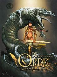 Afbeeldingen van Orde van de drakenridders #3 - Verdoemde land