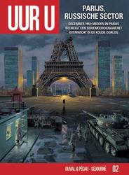 Afbeeldingen van Uur u #2 - Parijs russische sector (SILVESTER, harde kaft)