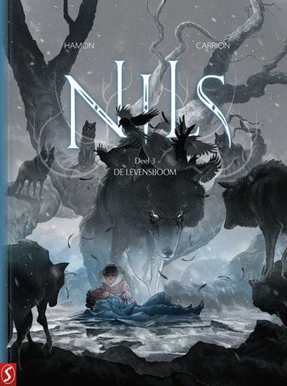 Afbeelding van Nils pack hc 1-3 (SILVESTER, harde kaft)